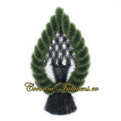 Coroane artificiale Falticeni Cos frunza pin mare