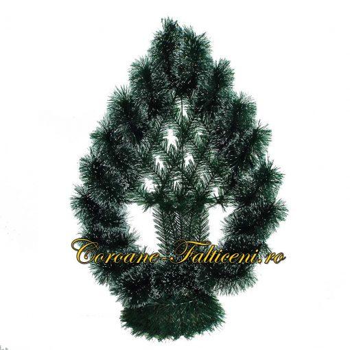 Coroane artificiale Falticeni Cos frunza pin mic