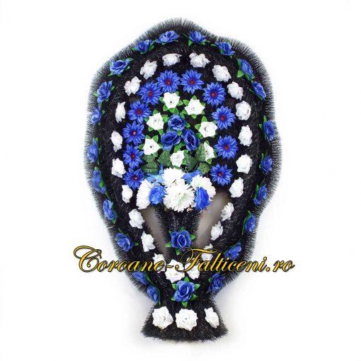Coroane artificiale Falticeni Cos mamut cu flori