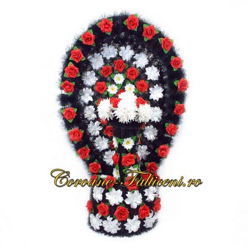 Coroane artificiale Falticeni Cos MO cu flori