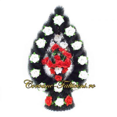 Coroane artificiale Falticeni - cos frunza mic pin f